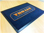 Logo Mats available, & NO minimum quantity required.