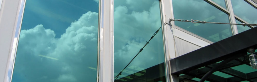 glass cladding Gallery Image