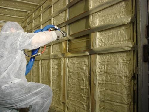Cpi Foam Ltd Provide Spray Foam Loft Roof Floor And