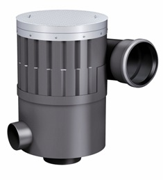 WISY WFF 300 Vortex Fine Filter / Commercial & Industrial Rainwater Filter Gallery Image