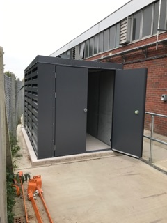 Equipment Acoustic Enclosure Plantrooms Gallery Image