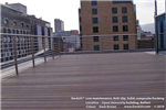 Composite Decking Commercial - Deck25 - Open University - Brown Gallery Thumbnail