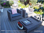 Composite Decking - Grey - Design Gallery Thumbnail