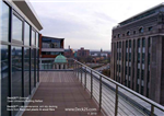 Composite Decking Commercial - Deck25 - Brown - Open University - Belfast Gallery Thumbnail