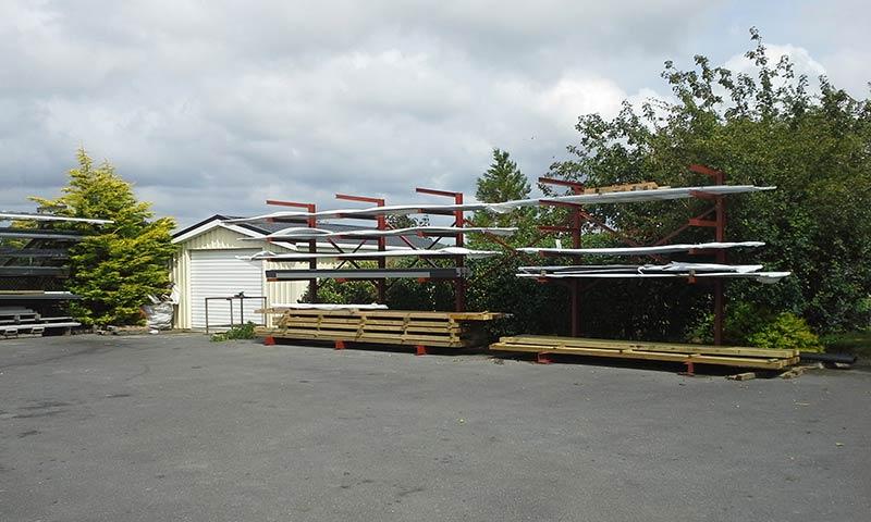 Steel sheds kilkenny for Garden shed kilkenny