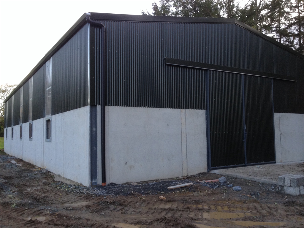 Suir roofing supplies ltd piltown farm buildings sheds for Garden shed kilkenny