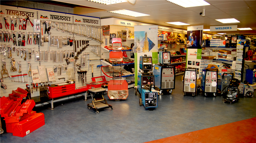 Jackson Engineering Ltd Welding & Engineering Supplies Gallery Image