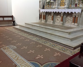 Marble Steps - After Gallery Image