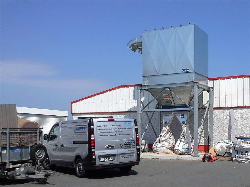 Local Exhaust Ventilation For Dust And Fume Extraction