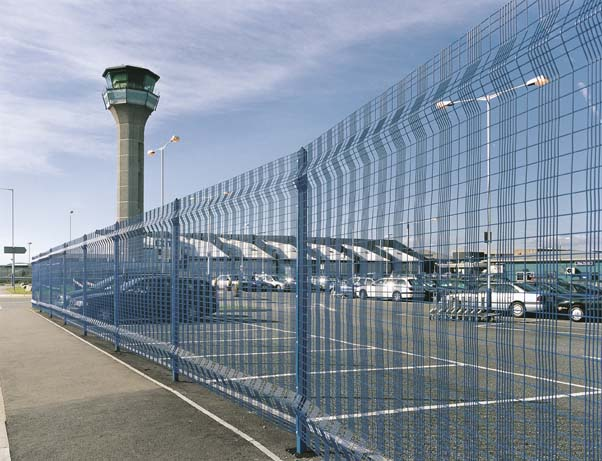 Mesh Security Fencing Gallery Image