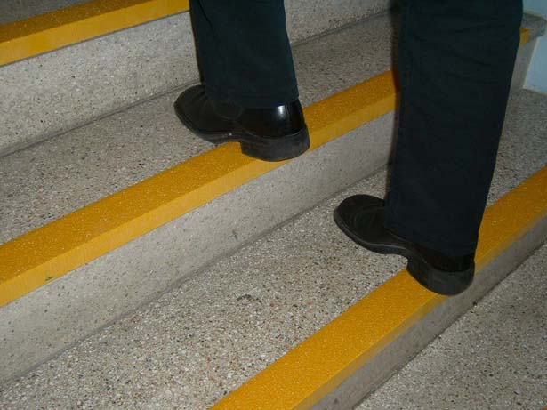 GRP Stair Treads Gallery Image