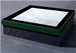 Triple glazed flat glass Eco rooflight skylight  Gallery Thumbnail