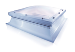 Modular polycarbonate rooflight Mardome with PVC kerb  Gallery Thumbnail