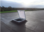 Access hatch rooflight for roof maintenance Gallery Thumbnail