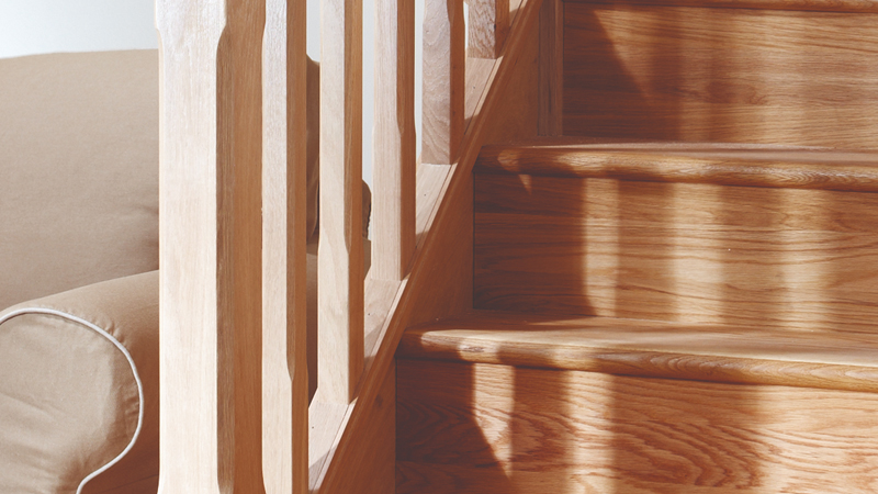 Basics Stair Wood Cladding Gallery Image