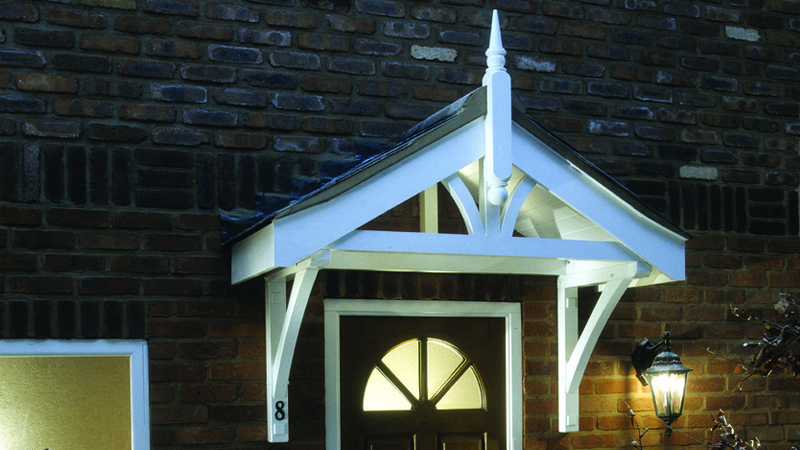 Richard Burbidge Porch Canopy Kits Gallery Image