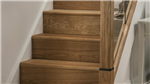 Oak Engineered Stair Klad Wood Cladding Gallery Thumbnail
