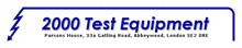 2000 Test Equipment Ltd