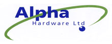 Alpha Hardware Limited Logo