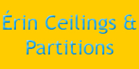 Erin Ceilings & Partitions Logo