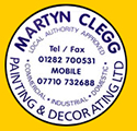 Martyn Clegg Painting & Decorating