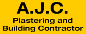 A.J.C. Plastering and Building Contractor