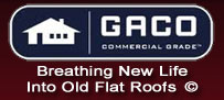 Gaco Flat Roofing Solutions Logo