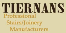 Tiernan Joinery Logo