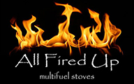 All Fired Up Logo