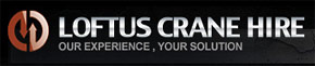 John Loftus Crane Hire Limited Logo