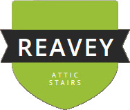 Reavey Attic Stairs