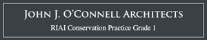 John J O'Connell Architects Logo