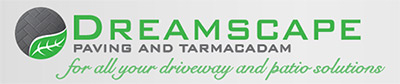 Dreamscape Paving Logo