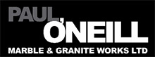 Paul O Neill Marble & Granite Works Ltd Logo