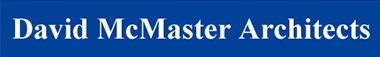 David McMaster Architect Logo