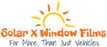 Solar X Window Films Ltd Logo