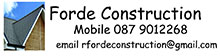 Forde Construction