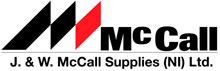 J & W McCall Supplies (NI) Ltd Logo