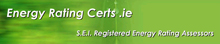 Energy Rating Certs Logo