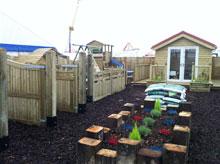 Coolrain Sawmills Co Laois Garden Decking Laois Timber