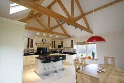 Irish timber frame house plans - Home design and style