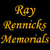 Ray Rennicks Memorials
