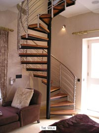 Spireco Spiral Stairs Image