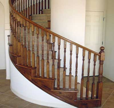 Staircase Balustrade and Handrail Manufacturers
