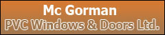 McGorman PVC Windows & Doors