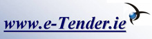 e-tender.ie Logo