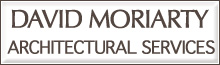 David Moriarty Architectural Services Logo