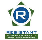 Resistant High Performance Building Boards