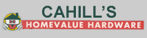 Cahill's Homevalue Hardware Logo