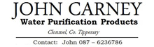 John Carney Water Purification Products